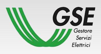 Fotovoltaico logo GSE