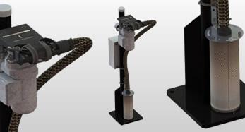 Ravvivatori fissi per Pinze Robot